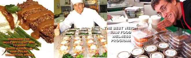Raw food consultant long island
